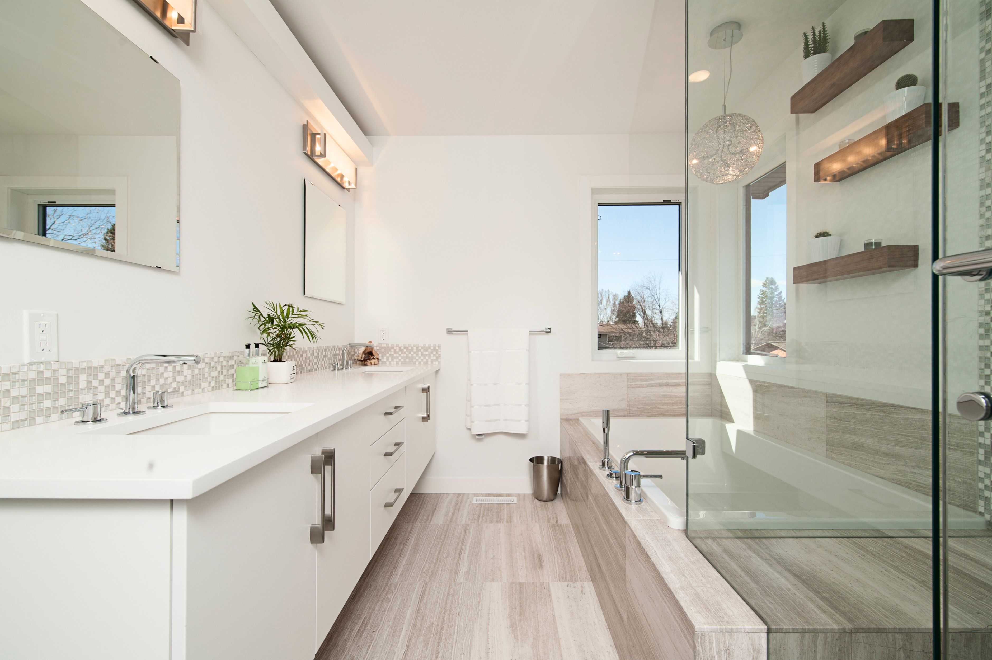 Give Yourself the Bathroom Remodel You Deserve