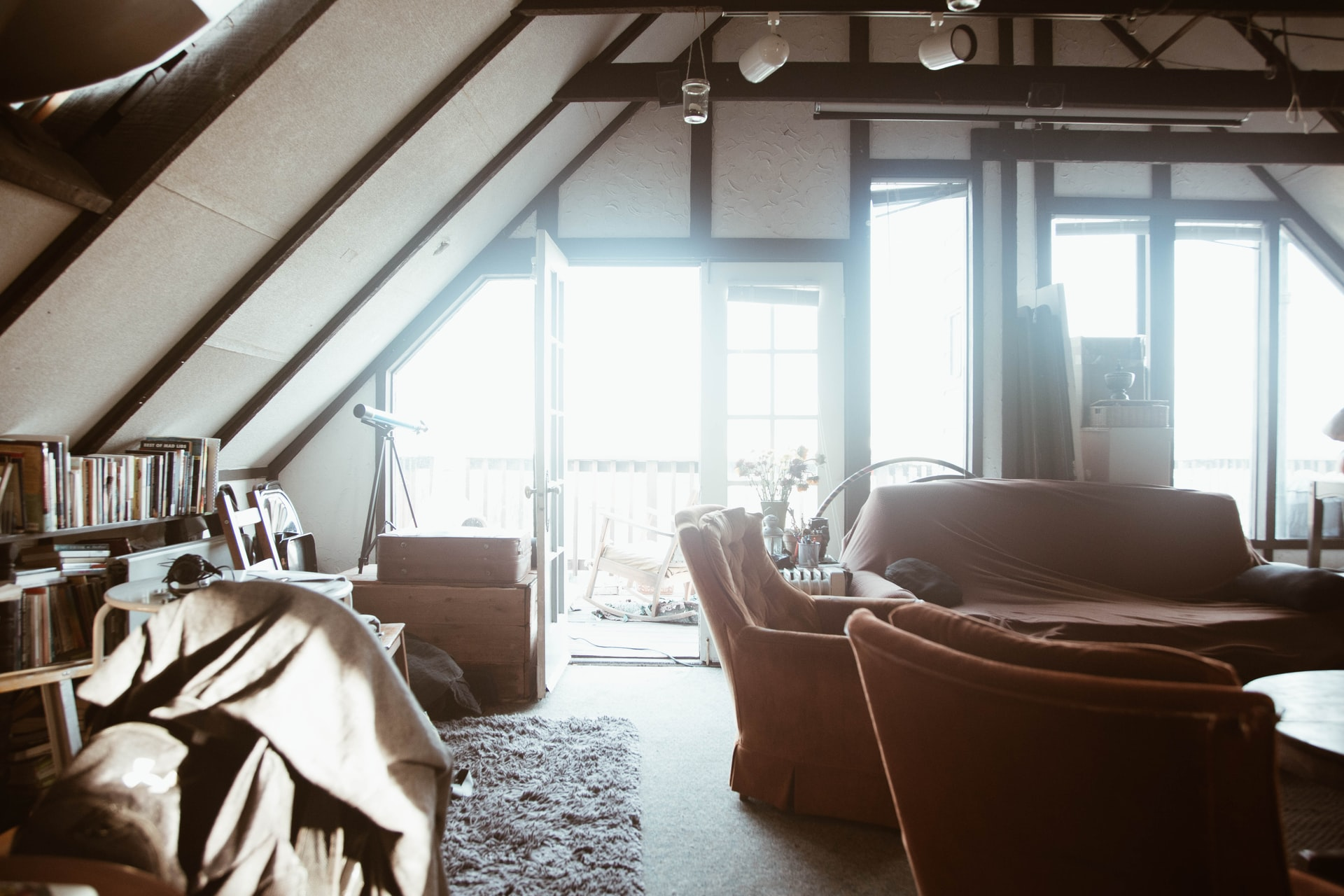 Renovate Your Attic into a Functional Room